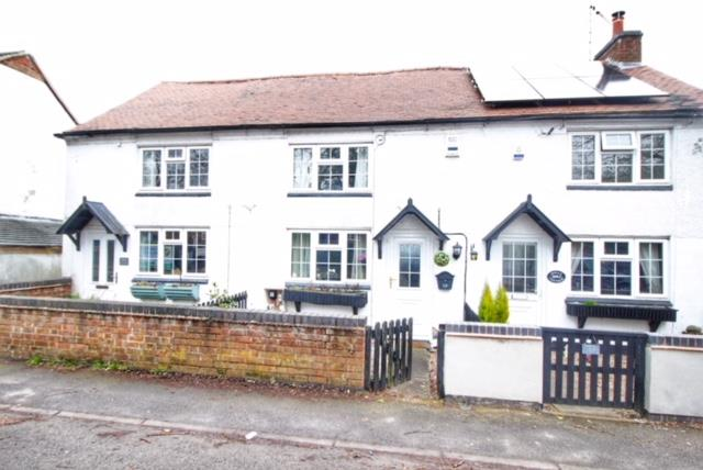 2 Bedrooms Terraced House for sale in Church Lane, Whitwick, Coalville